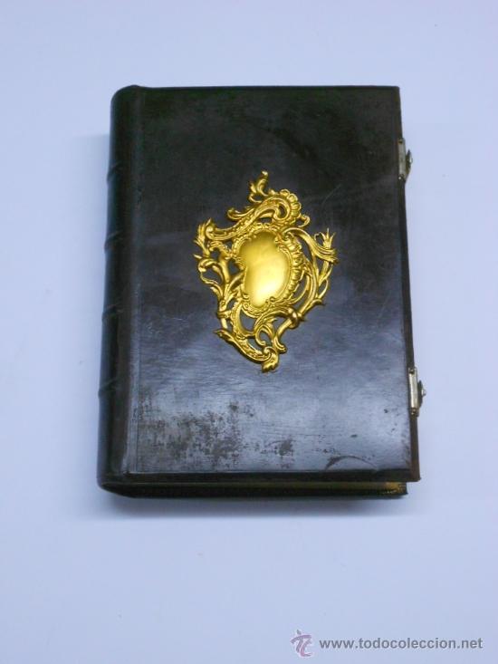 JOSÉ SAYOL: PEQUEÑO MISAL ROMANO PARA LA MUJER CATÓLICA 4 LÁMINAS EN COLOR Y 4 GRABADOS AL ACERO. (Libros Antiguos, Raros y Curiosos - Religión)