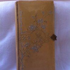 Libros antiguos: ANTIGUO LIBRO DE HORAS MISAL ROMANO. Lote 39396057