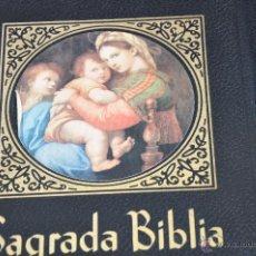 Libros antiguos: LA SAGRADA BIBLIA. Lote 39489416
