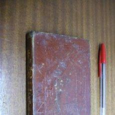 Libros antiguos: OFICIO PARVO DE LA SANTÍSIMA VIRGEN MARÍA / D. JUAN DIAZ DE BAEZA / MADRID 1846. Lote 39748877