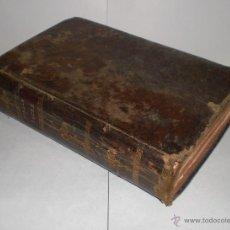 Libros antiguos: BIBLIA SACRA. VULGATA EDITIONIS. 1799. CON GRABADOS.. Lote 39874174