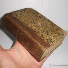 Libros antiguos: ESAU EL LEPROSO. . MANUEL GONZALEZ. TOMO VII. 1850. Lote 39874996