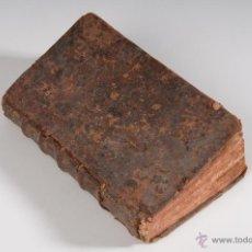 Libros antiguos: PANDREACCH TENDRESSES BACCHIQUES TOME I, PARIS M.DCCXII. Lote 39969484