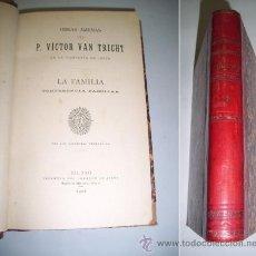 Libros antiguos: TRICHT, VÍCTOR VAN OBRAS AMENAS. VOL. 8. Lote 40219832