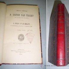 Libros antiguos: TRICHT, VÍCTOR VAN OBRAS AMENAS. VOL. 10. Lote 40219840