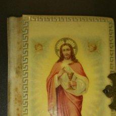 Libros antiguos: ANTIGUO LIBRO RELIGIOSO LIBRITO DEL NIÑO ORACIONES IMPRESO CURIA MEDIOLANI. Lote 40233165
