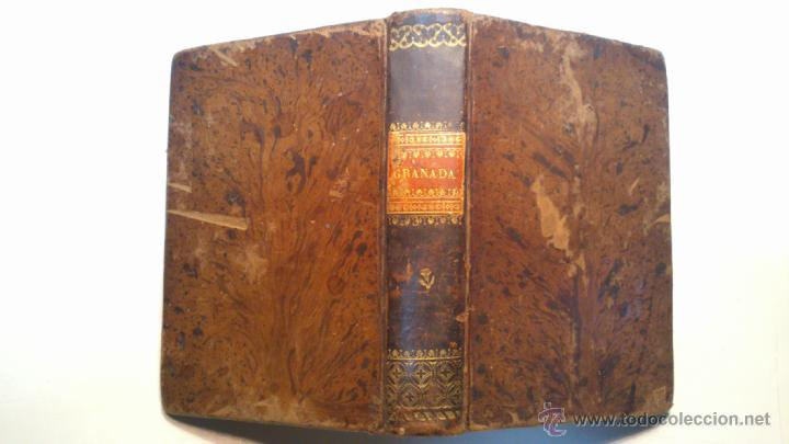 ORACION Y MEDITACION DEL VENERABLE PADRE MAESTRO FRAY LUIS DE GRANADA. FINALES S.XVIII. VER. (Libros Antiguos, Raros y Curiosos - Religión)