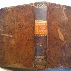 Libros antiguos: ORACION Y MEDITACION DEL VENERABLE PADRE MAESTRO FRAY LUIS DE GRANADA. FINALES S.XVIII. VER.. Lote 40435509