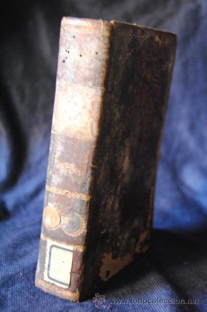 SACRA CONCEPCIÓN DE LA ESCALA VIRTUOSA Y MÍSTICA DE LA CRUZ ,MANUEL MARIA DE SANTA CRUZ TOMO I (Libros Antiguos, Raros y Curiosos - Religión)