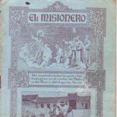 Libros antiguos: EL MISIONERO Nº 121 -- AÑO 1933. Lote 40759986