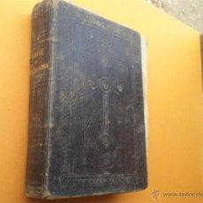 Libros antiguos: MANUAL DE MEDITACIONES AÑO 1870. Lote 40918280