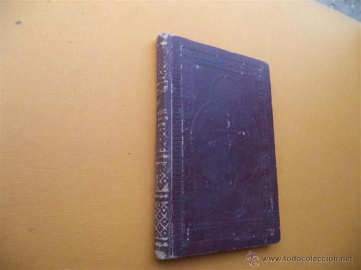 VISITA DE LA SANTISIMA 1901 (Libros Antiguos, Raros y Curiosos - Religión)