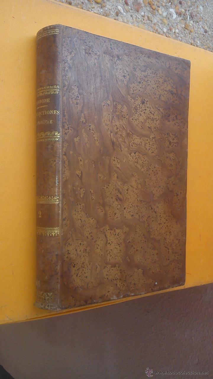 PREDECCIONES TEOLOGICA 1896 (Libros Antiguos, Raros y Curiosos - Religión)