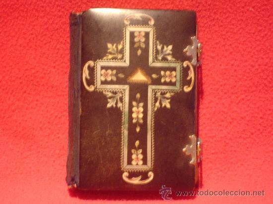 DEVOCIONARIO CATOLICO DE 1882 (Libros Antiguos, Raros y Curiosos - Religión)