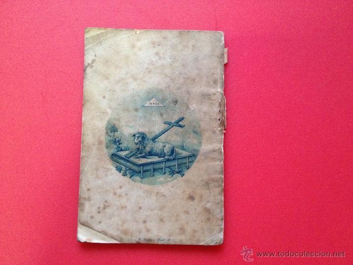 Libros antiguos: NOVENA AL CORAZON DE MARIA S. CALLEJA - Foto 3 - 41313770