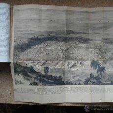 Libros antiguos: GUÍA DEL PEREGRINO EN TIERRA SANTA (1888) / JOSÉ Mª HERMO. EDITADO EN JERUSALÉN. MAPAS Y GRABADOS.. Lote 41734571