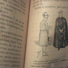 Libros antiguos: ¿QUIÉN HA VUELTO DEL OTRO MUNDO? FINALES DEL XIX. Lote 42160946