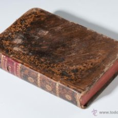 Libros antiguos: MEMORIALE VITAE SACERDOTALIS AÑO 1831. ESCRITO EN LATIN. Lote 42543433