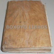 Libros antiguos: CUNLIATI. UNIVERSAE THEOLOGIAE MORALIS ACCURATA COMPLEXIO INSTITUENDIS CANDIDATIS ACCOMMODATA. 1794. Lote 42546498