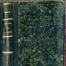 Libros antiguos: LHOMOND : HISTOIRE ABREGÉE DE L'EGLISE (1854) EN FRANCÉS. Lote 42682085