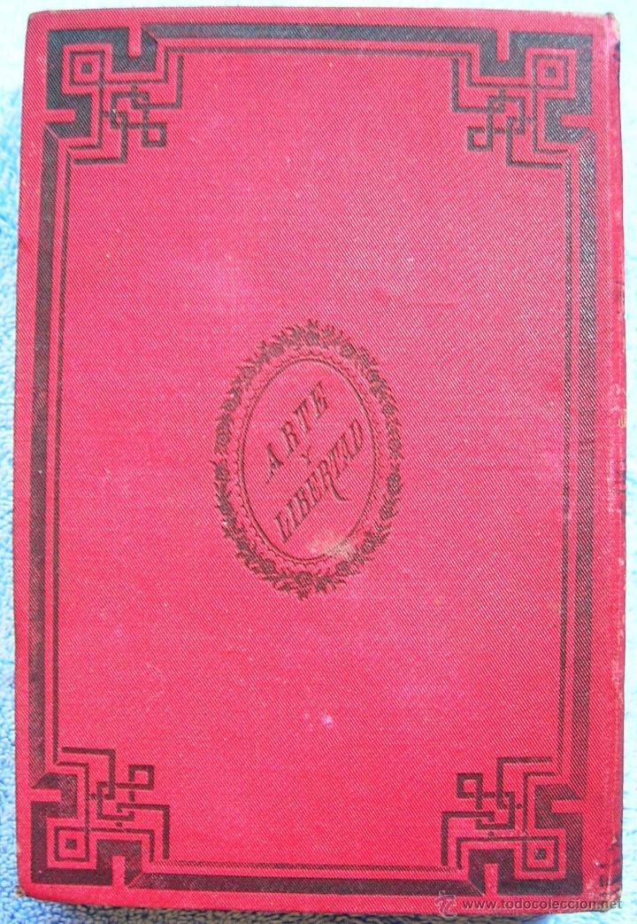 Libros antiguos: EL ANTICRISTO - ERNESTO RENAN. TOMO I. EDIT. SEMPERE, COL. ARTE Y LIBERTAD, EN VALENCIA. 1920 ?. - Foto 4 - 42779855