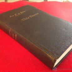 Libros antiguos: INTRODUCCIÓN A LA VIDA DEVOTA, POR SAN FCO. DE SALES, MADRID 1933, APOSTOLADO DE LA PRENSA.. Lote 43547418