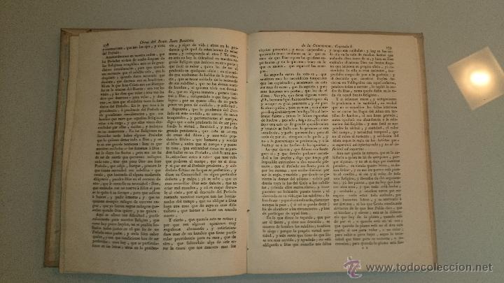 Libros antiguos: Juan Bautista de la Concepción - Obras tomo VI - 1830 - REGLA DEL ORDEN PRACTICA DE PRELADOS MONJAS - Foto 2 - 43601483