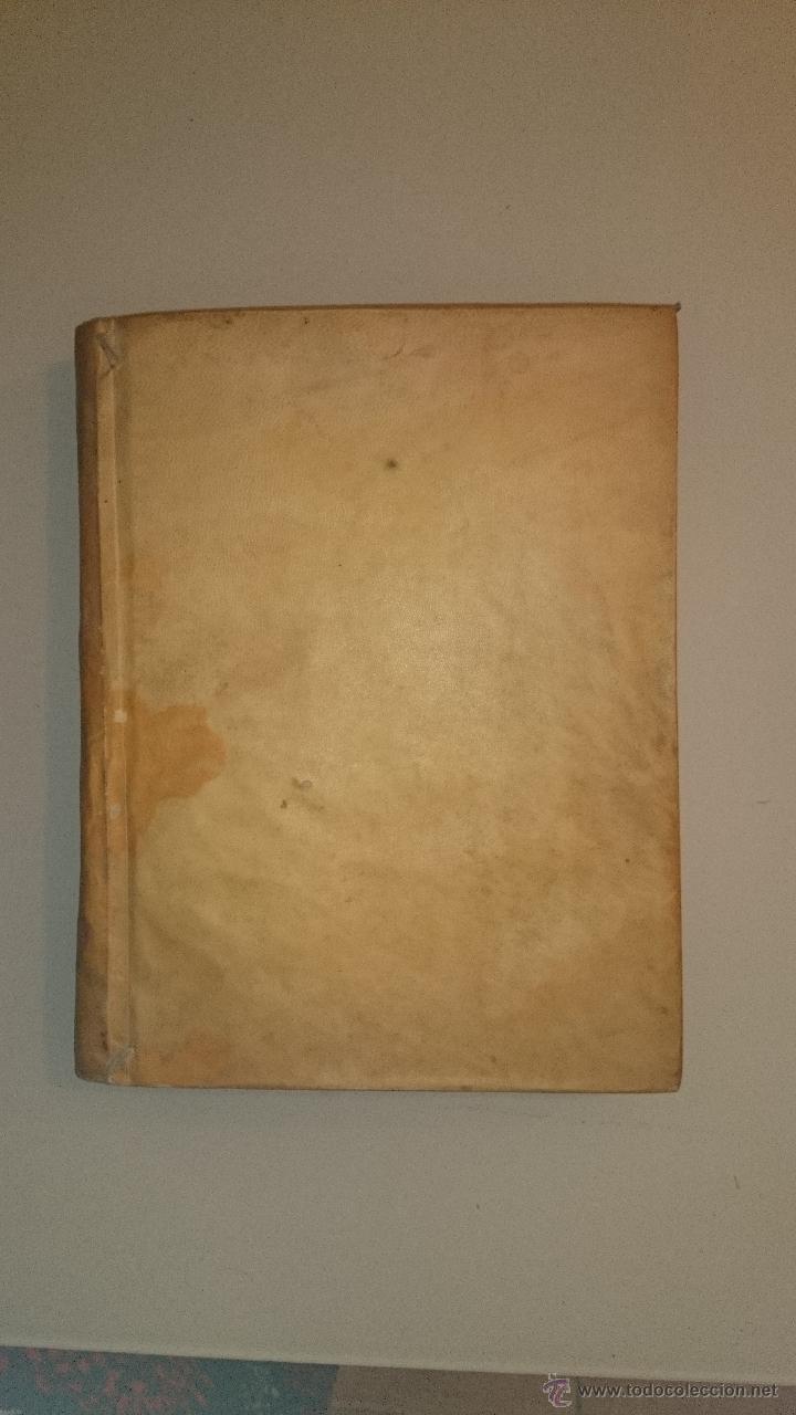 Libros antiguos: Juan Bautista de la Concepción - Obras tomo VI - 1830 - REGLA DEL ORDEN PRACTICA DE PRELADOS MONJAS - Foto 3 - 43601483