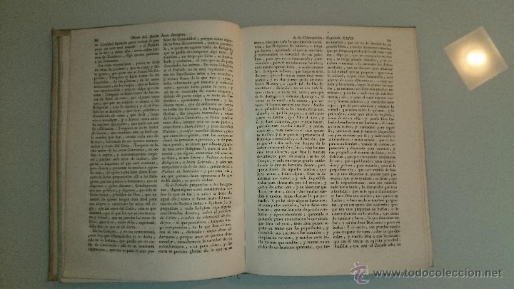 Libros antiguos: Juan Bautista de la Concepción - Obras tomo VII - 1831 - REGLA DEL ORDEN PRACTICA DE PRELADOS MONJAS - Foto 2 - 43601490
