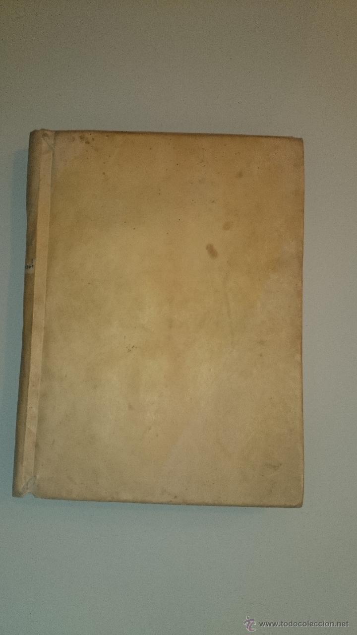 Libros antiguos: Juan Bautista de la Concepción - Obras tomo VII - 1831 - REGLA DEL ORDEN PRACTICA DE PRELADOS MONJAS - Foto 3 - 43601490