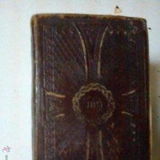 Libros antiguos: CAMINO RECTO Y SEGURO PARA LLEGAR AL CIELO, ANTONIO MARIA CLARET, ANTG 36 C5. Lote 43744279