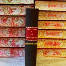 Libros antiguos: LA INQUISICION . AUTOR : ORTI Y LARA, J.M. . Lote 43876811