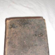 Libros antiguos: OCASIÓN ÚNICA-OFICIO DE LA SEMANA SANTA SEGÚN EL MIFFAL Y BREVIARIO ROMANOS-AMBERES 1701-COLECCIONIS. Lote 53371600