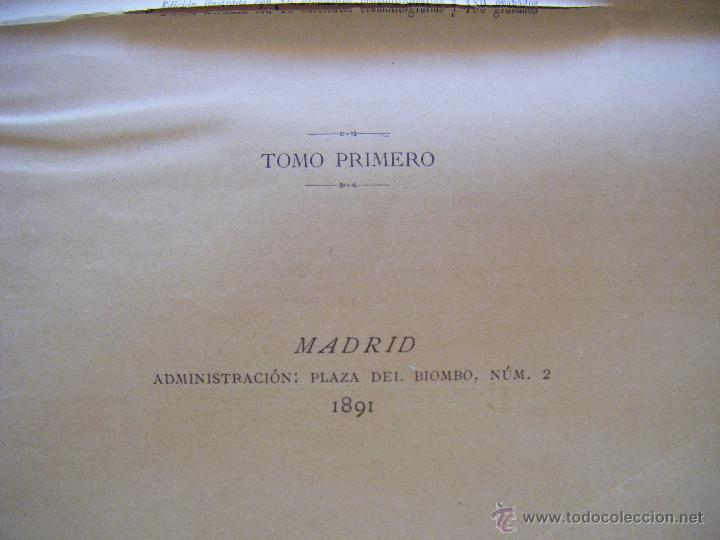 Libros antiguos: JML PRIMERAS PÁGINAS JESUCRISTO M. LOUIS VEUILLOT, VIUDA DE RODRIGUEZ, ARTE CRISTIANO, T I, 1891. - Foto 3 - 44080340