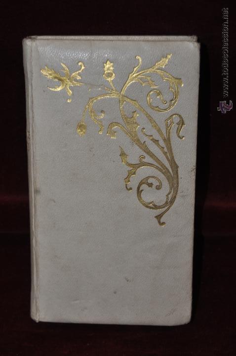 DESTELLOS DEL AMOR DIVINO. DEVOCIONARIO DEL AÑO 1912. ED. LLORENS HERMANOS (Libros Antiguos, Raros y Curiosos - Religión)