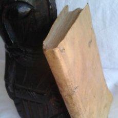 Libros antiguos: LIBRO PERGAMINO CASOS RAROS DE LA CONFESION MALLORCA 1670.P.CHISTOFOL -COMPAÑIA JESUS+ MANUSCRITO. Lote 175276032
