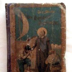 Libros antiguos: LAS VIRTUDES CRISTIANAS, POR SOR MARTA, 1894, BARCELONA,. Lote 44578731