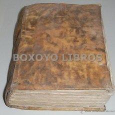 Libros antiguos: LARRAGA, FRANCISCO. PROMPTUARIO DE LA TEOLOGÍA MORAL. 1780. Lote 44682408