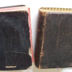 Libros antiguos: PORTUGAL 1900 Y 1948 DOS OBRAS RELIGIOSAS EN PORTUGUES O JOVEM PIEDOSO + VISITAS AO SANTISSIMO . Lote 44899916