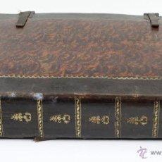 Libros antiguos: MISSALE ROMANUM EX DECRETO SACROSANCTI, MATRITI, 1786. 35X23 CM.. Lote 45045764