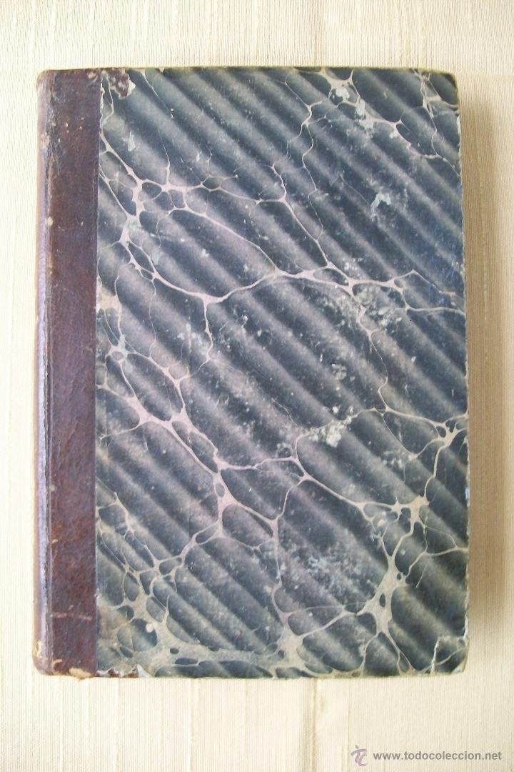Libros antiguos: AÑO CRISTIANO O EJERCICIOS DEVOTOS PARA TODOS LOS DÍAS DEL AÑO TOMO II MADRID 1867 - Foto 2 - 45738142