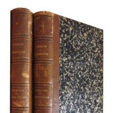 Libros antiguos: 0016284 ESCRITOS DE SANTA TERESA 2 TOMOS OBRA COMPLETA. Lote 45898433