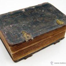 Libros antiguos: BREVIARIUM - PSALTERIUM DISPOSITUM PER HEBDOMADAM / IMP. IBARRA 1778 ? / BONITOS GRABADOS. Lote 46464780