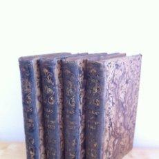 Libros antiguos: SANTA TERESA DE JESÚS , OBRAS. 5 TOMOS. COMPLETA. AÑO 1887 Y 1872. LIBRERÍA RELIGIOSA.. Lote 37667344