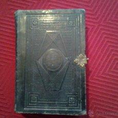 Alte Bücher - Oficios y misas de la semana santa y semana de pascua.1845 - 46571514