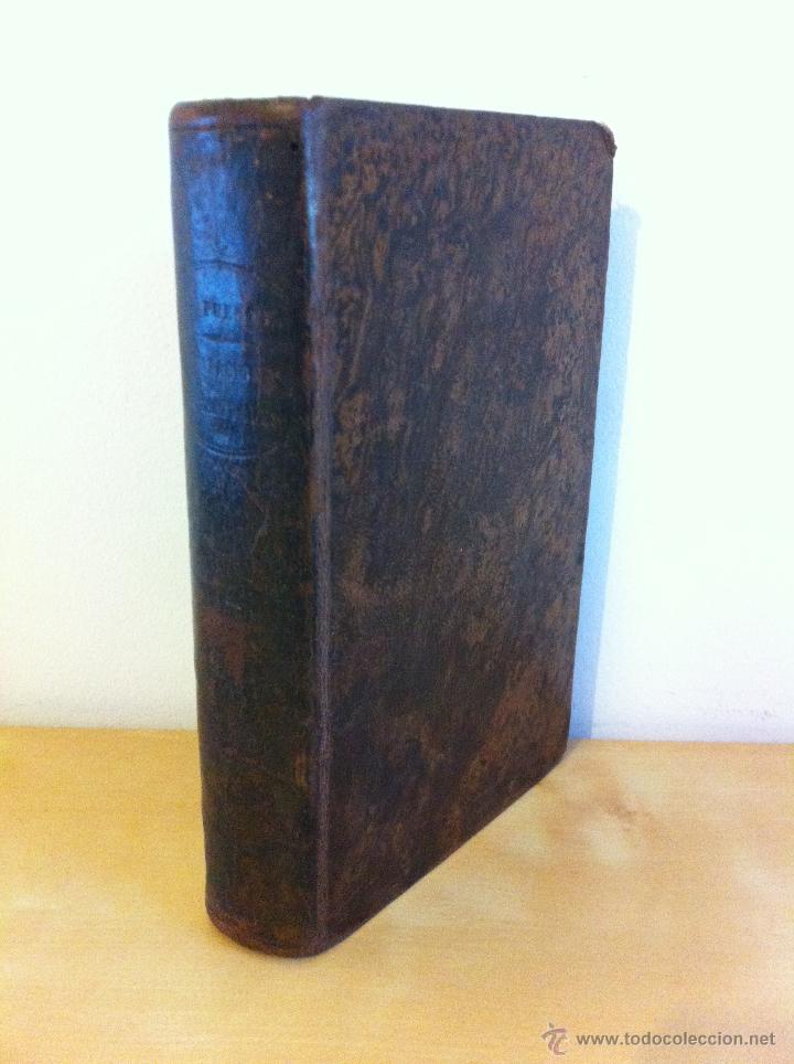MEDITACIONES ESPIRITUALES. V.P. LUIS DE LA PUENTE. COMPAÑIA DE JESÚS.TOMO II.LIBRERÍA RELIGIOSA.1856 (Libros Antiguos, Raros y Curiosos - Religión)