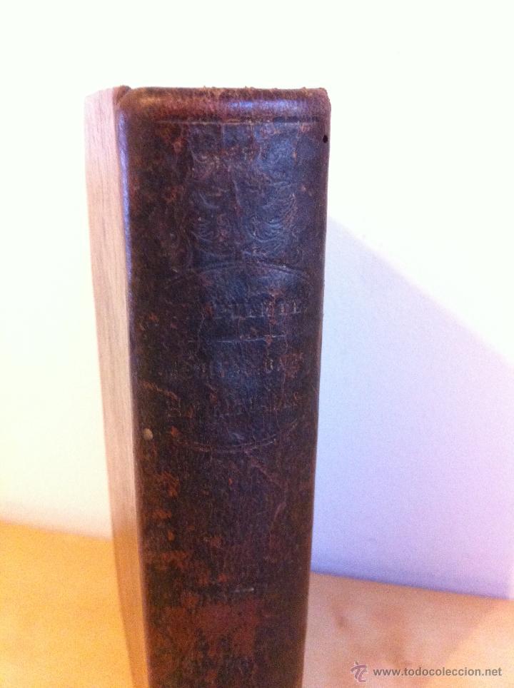 Libros antiguos: MEDITACIONES ESPIRITUALES. V.P. LUIS DE LA PUENTE. COMPAÑIA DE JESÚS.TOMO II.LIBRERÍA RELIGIOSA.1856 - Foto 3 - 46886948