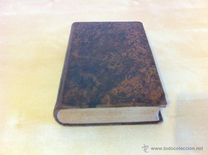 Libros antiguos: MEDITACIONES ESPIRITUALES. V.P. LUIS DE LA PUENTE. COMPAÑIA DE JESÚS.TOMO II.LIBRERÍA RELIGIOSA.1856 - Foto 4 - 46886948