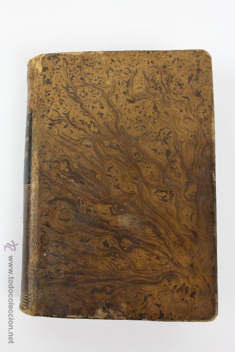 Libros antiguos: L-5916. MEDITACIONES DIARIAS DE LOS MISTERIOS DE NUESTRA SANTA FE. P. ALONSO DE ANDRADE. 1857 - Foto 2 - 46988824