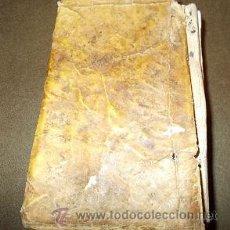 Libros antiguos: FASCICULUS EXORCISMORUM CONJURATIONUM ORATIONUM AC BENEDICTIONUM CONTRA PROCELLAS VENTOS LOCUSTAS. Lote 39746578